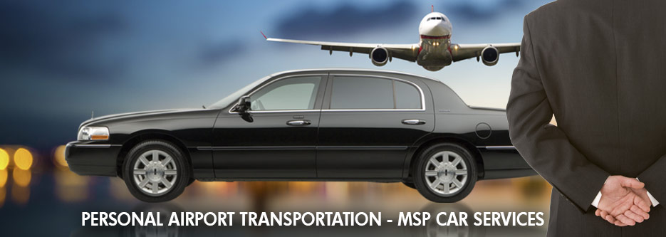 Minneapolis Saint Paul International Airport Car Service