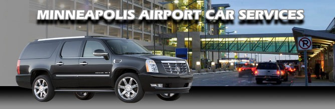 Minneapolis airport car service