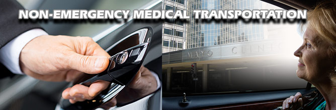 Non-Emergency Medical Transportation Service